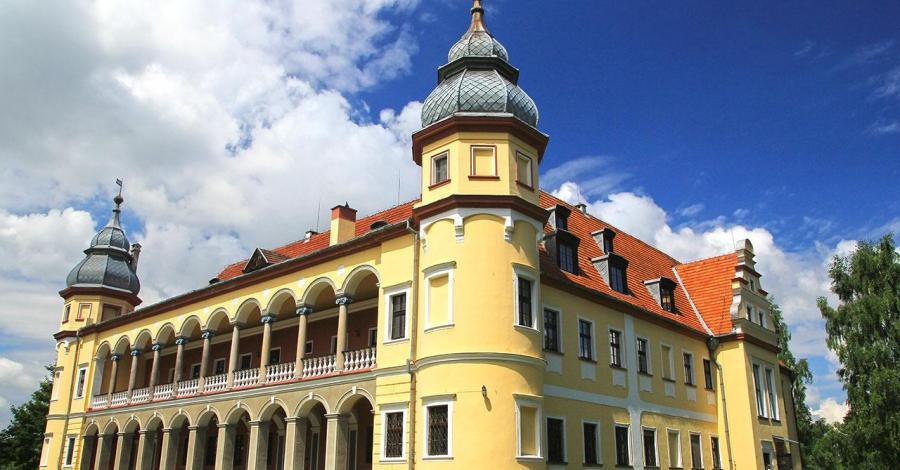 Pałac Krobielowice - zdjęcie