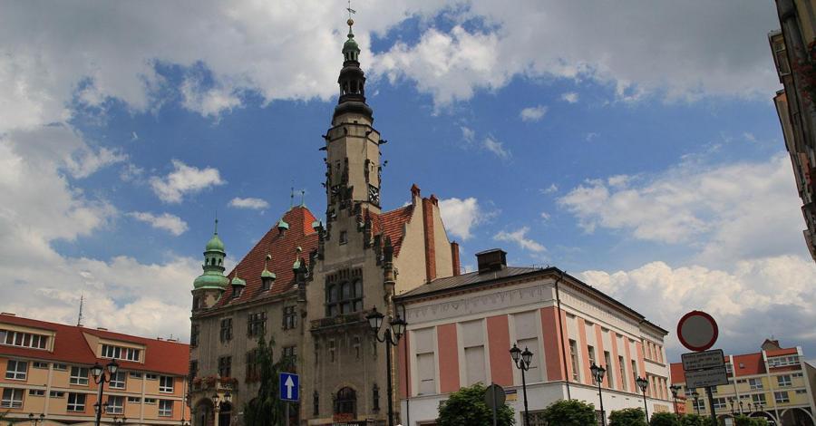 Ratusz w Jaworze - zdjęcie
