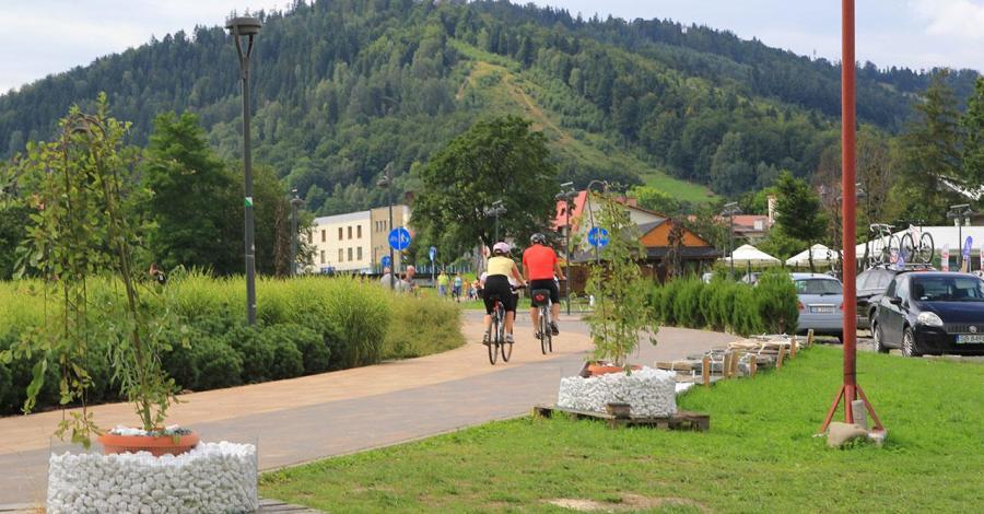 Trasy rowerowe w Szczyrku - zdjęcie