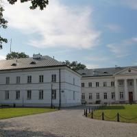 Dęblin pałac