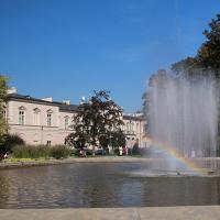 Lublin pałac Radziwiłłów