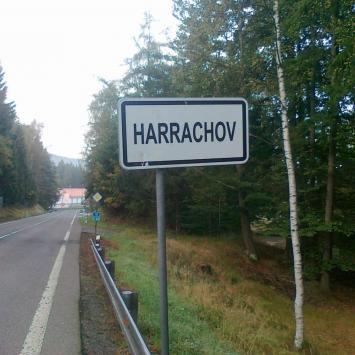 Harrachow Skocznie - zdjęcie