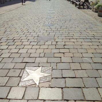Aleja Gwiazd w Opolu