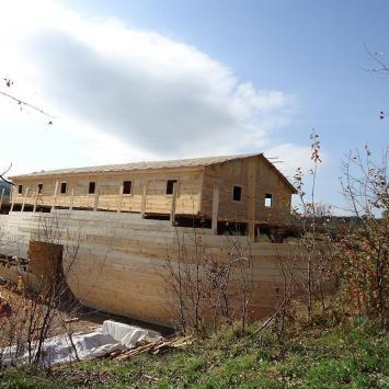 Arka Noego Pławna