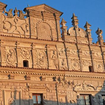Kamienice Przybyłów w Kazimierzu Dolnym