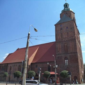 Katedra w Gorzowie Wielkopolskim - zdjęcie