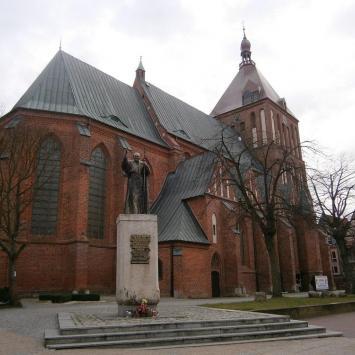 Katedra w Koszalinie - zdjęcie