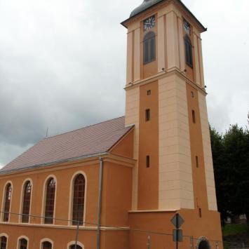 Kościół ewangelicki w Srebrnej Górze