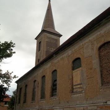 Kościół Ewangelicki w Wojcieszowie