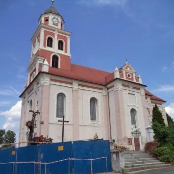 Kościół Św. Jerzego w Prószkowie