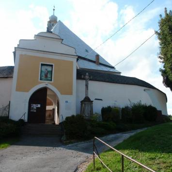 Kościół Św. Marcina w Żelaźnie
