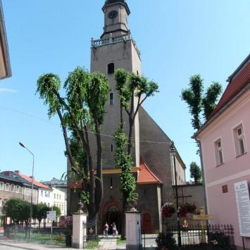 Kościół Św. Piotra i Pawła w Kamiennej Górze