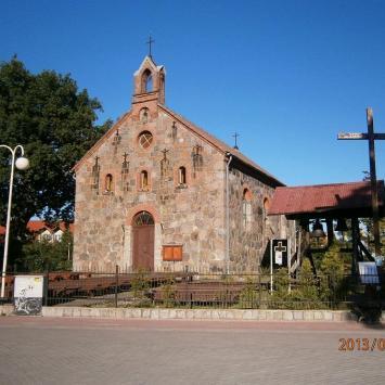 Kościół w Rowach