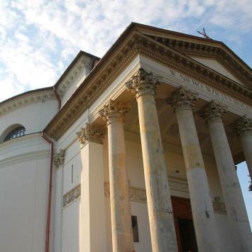 Kościół Wniebowzięcia NMP w Puławach