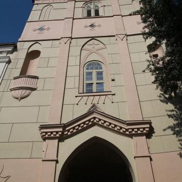 wieża trynitarska