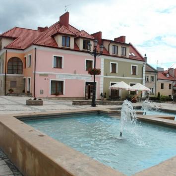 Mały Rynek w Sandomierzu