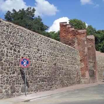 Mury Miejskie w Gorzowie Wielkopolskim
