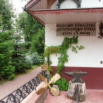 Muzeum Kowalstwa w Oblęgorku