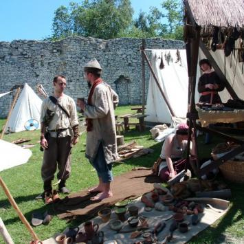 Najazd Barbarzyńców w Ogrodzieńcu