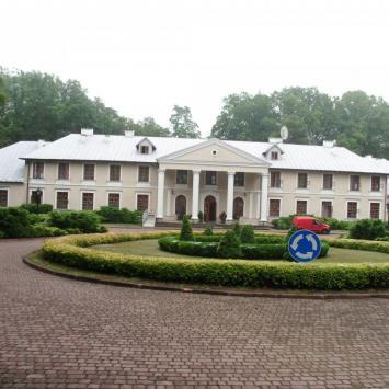 Pałac w Rytwianach