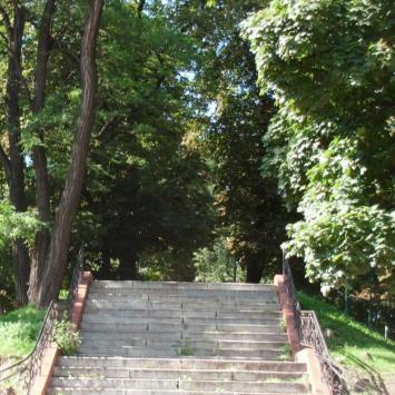 Park Miejski w Dzierżoniowie