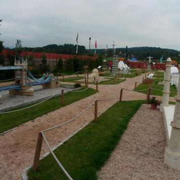 Park Miniatur w Mysłakowicach