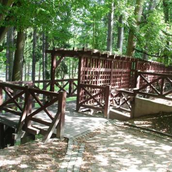 Park Zdrojowy w Długopolu Zdroju