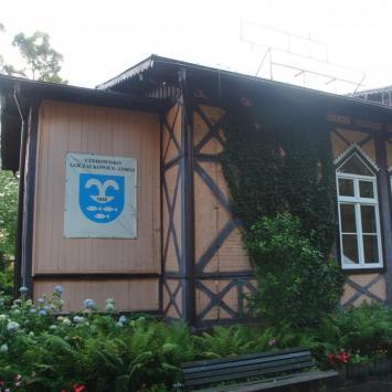 Pawilon sanatoryjny Wrzos w Goczałkowicach