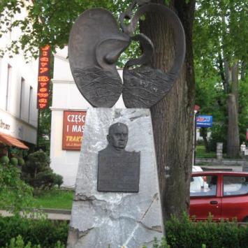 Pomnik Józefa Marka w Limanowej