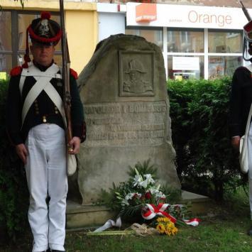 Pomnik Napoleona Bonaparte w Lwówku Śląskim