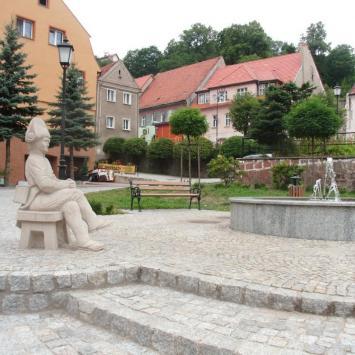 Pomnik żołnierza w Srebrnej Górze