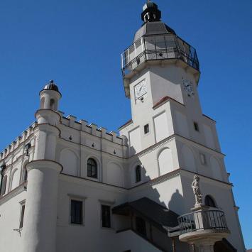 Ratusz w Szydłowcu - zdjęcie