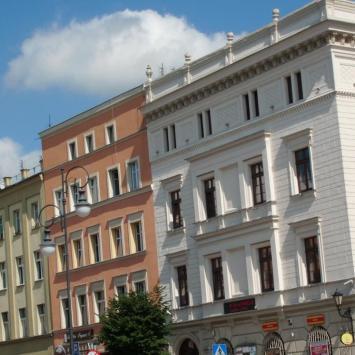Rynek w Dzierżoniowie