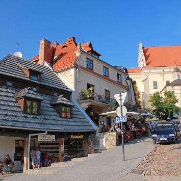 Rynek w Kazimierzu Dolnym - zdjęcie