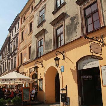 Rynek w Lublinie - zdjęcie