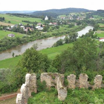 Rzeka Osława