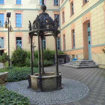 Studnia Św. Wojciecha w Opolu