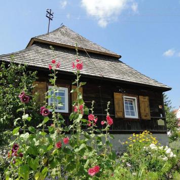 Domek Ogrodnika w Supraślu