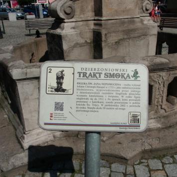 Trakt Smoka w Dzierżoniowie