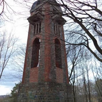 Wieża Bismarcka w Świdwinie