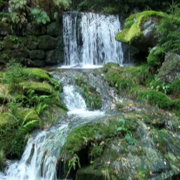 Wodospad Poidło w Świeradowie Zdroju