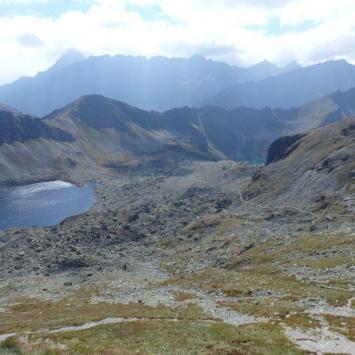 Zadni Staw w Tatrach