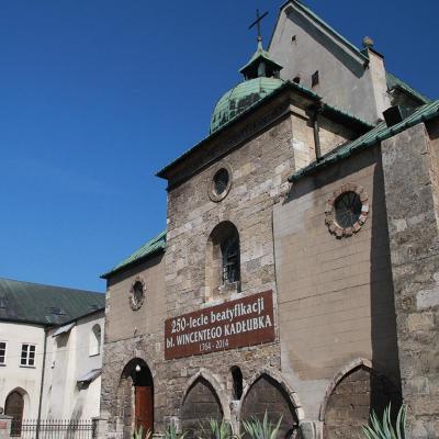 Klasztor w Jędrzejowie