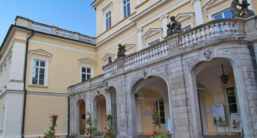 Puławy i pałac Czartoryskich - zdjęcie