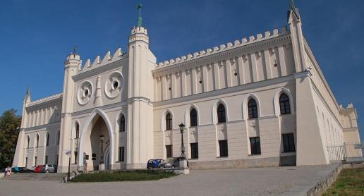 Zamek w Lublinie - zdjęcie