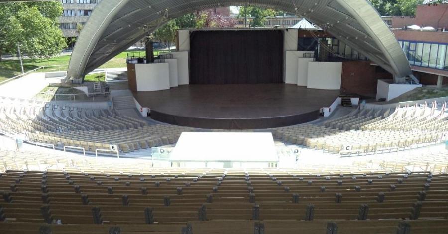 Amfiteatr w Opolu - zdjęcie
