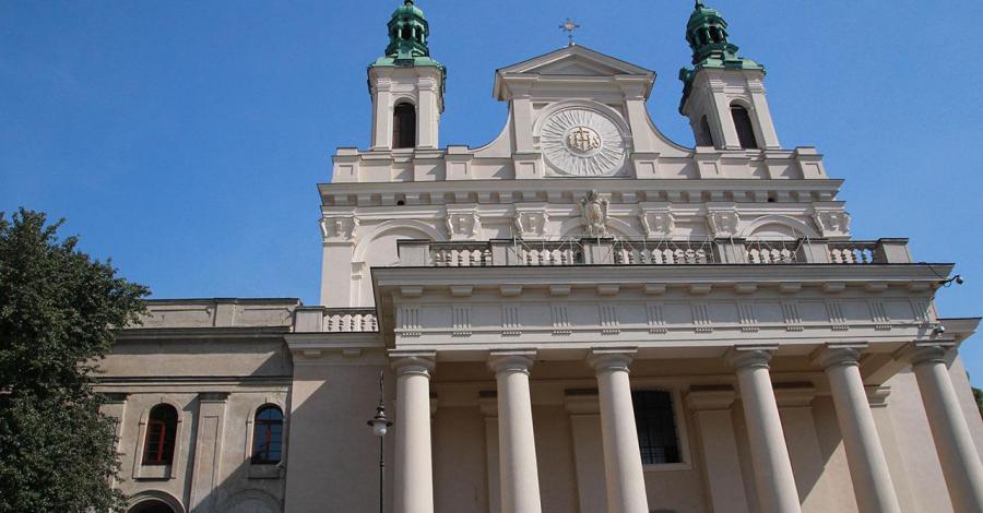 Archikatedra w Lublinie - zdjęcie