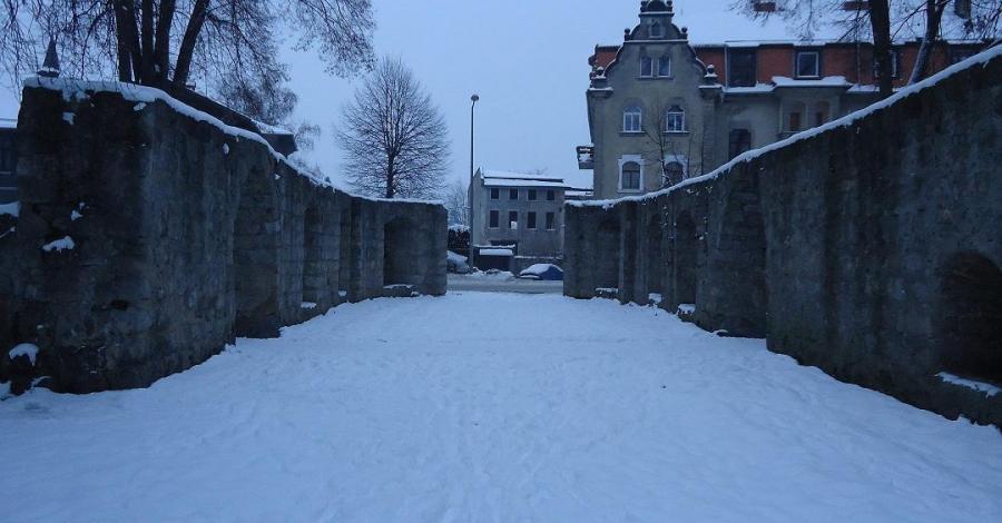 Basteja Archonattiego w Lwówku Śląskim - zdjęcie