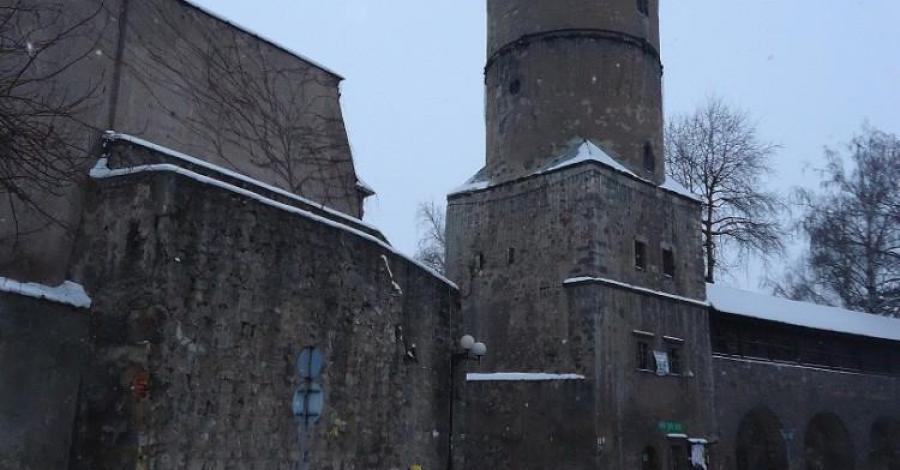 Baszta Lubańska w Lwówku Śląskim - zdjęcie