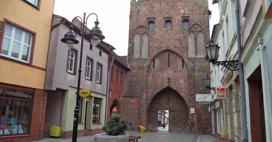 Brama Kamienna w Świdwinie - zdjęcie